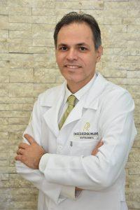 Dr Régis Resende Paulinelli, médico mastologista